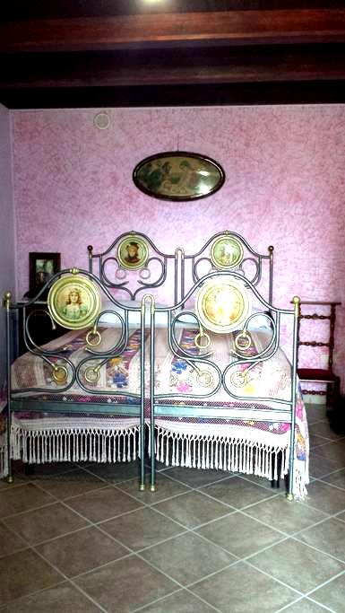B&B Il Medioevo ottimo per famiglie - Pesche - Bed & Breakfast