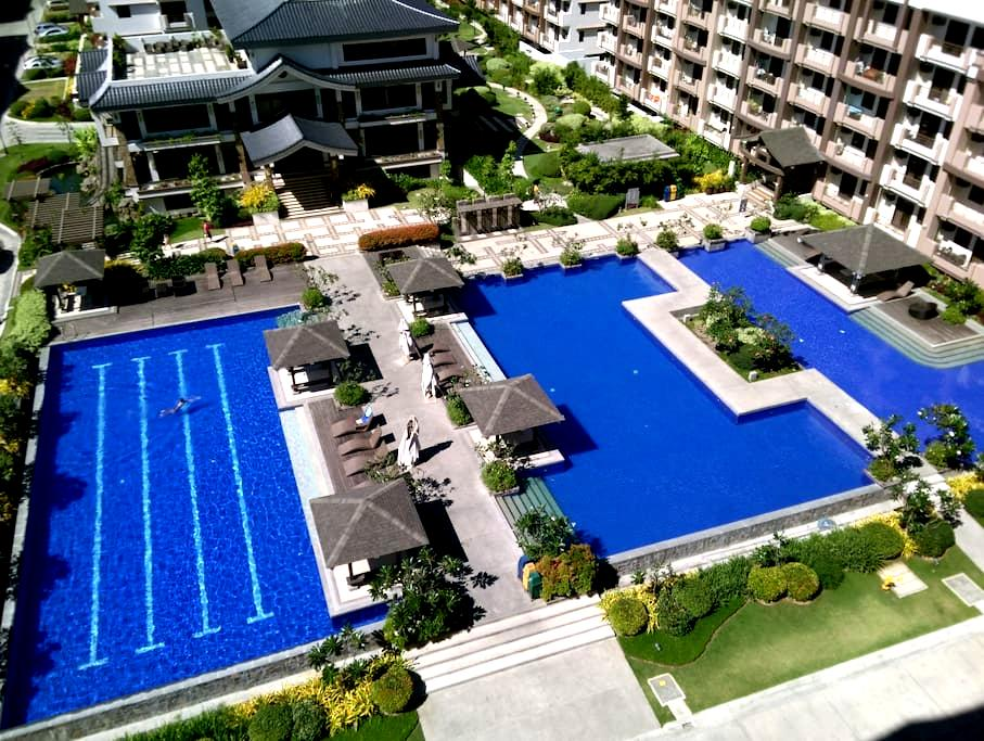 Rhapsody Residences Resort Condo - Muntinlupa - Daire