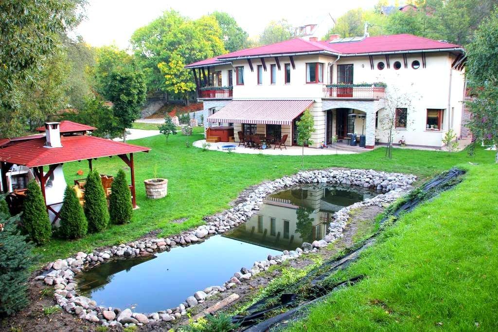 Luxury villa in national park - Pilisszentlászló