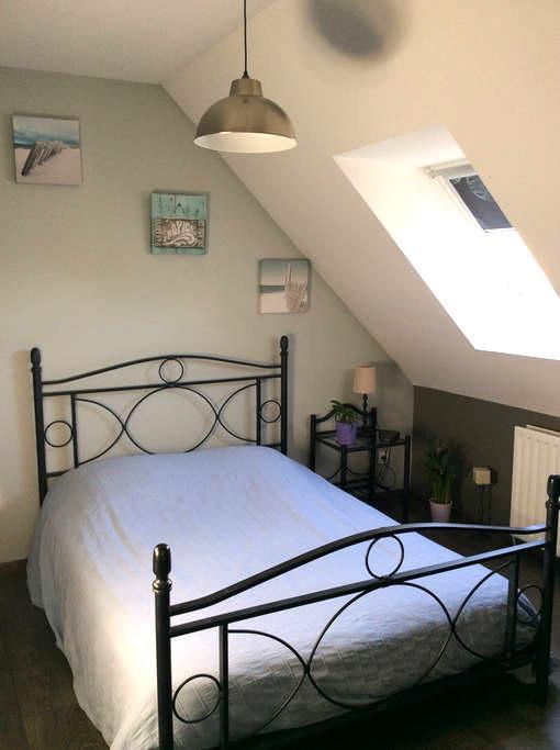 Chambre privée dans maison cosy - Beuvry-la-Forêt