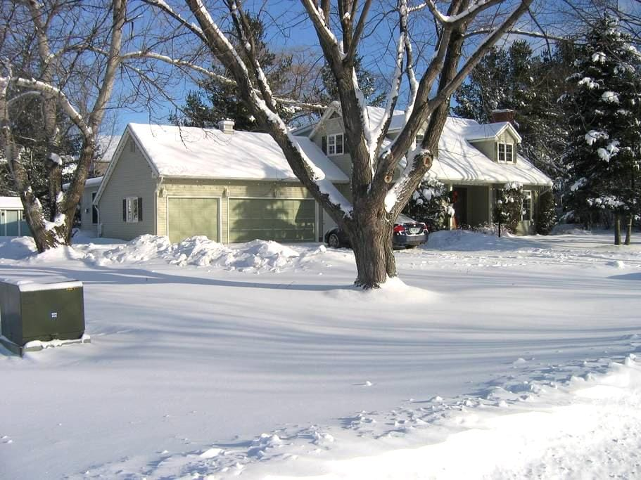 Middlebury Studio - 10 Minute Walk to Town - Middlebury - Apartment