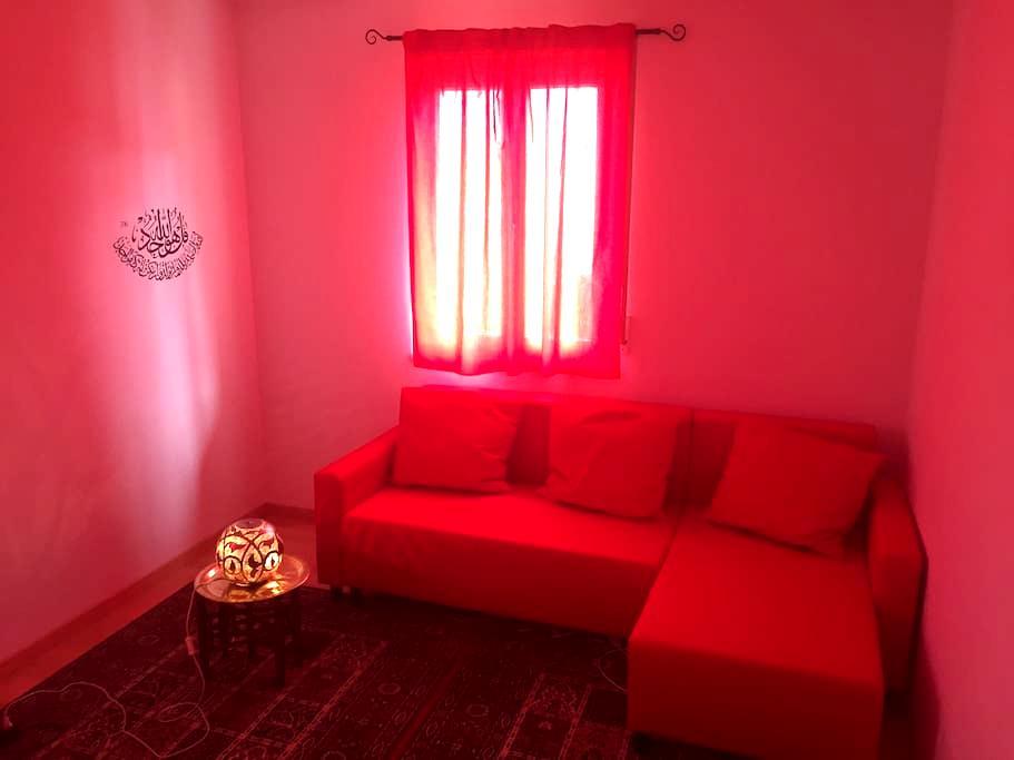 Gemütliches Zimmer in Privatwohnung - 罗伊特林根(Reutlingen) - 公寓
