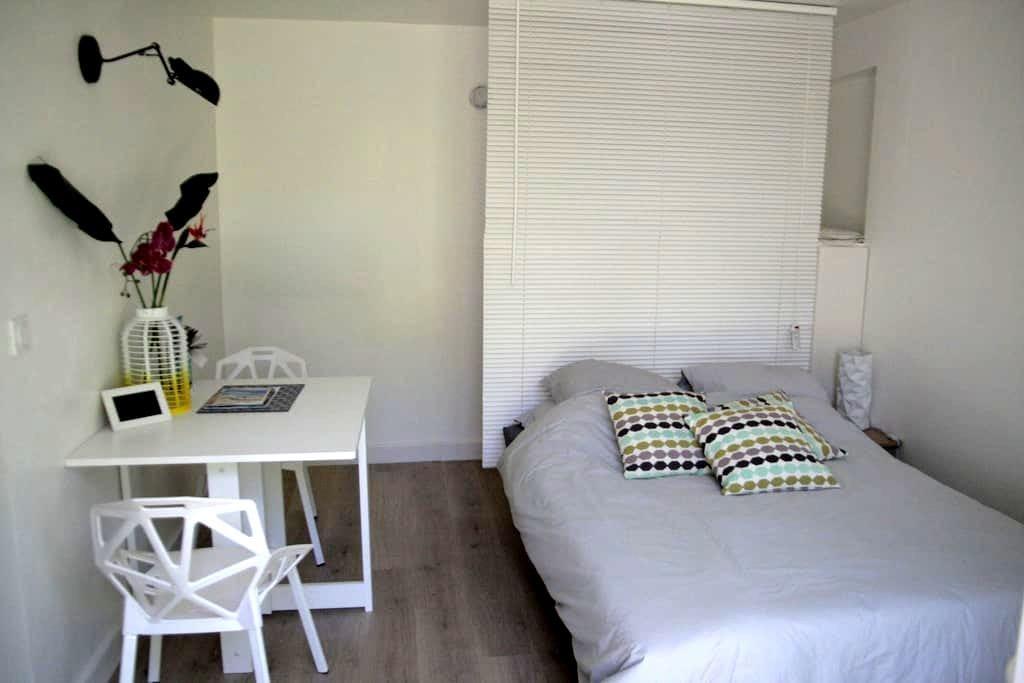 Lovely studio with small garden - Noumea - Departamento