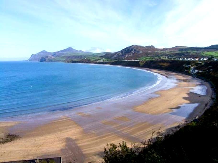 TYWOD ARIAN; NEFYN; NORTH WALES   Beach or Golf - Gwynedd - Apartment