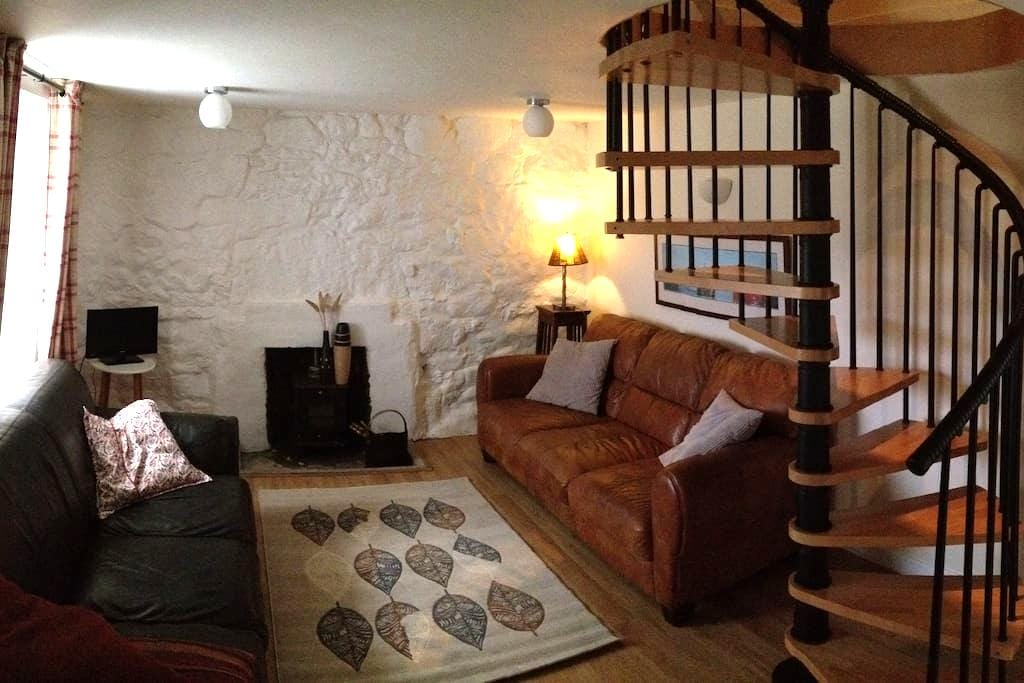 Skye self catering cottage Arddorch - Broadford - Haus