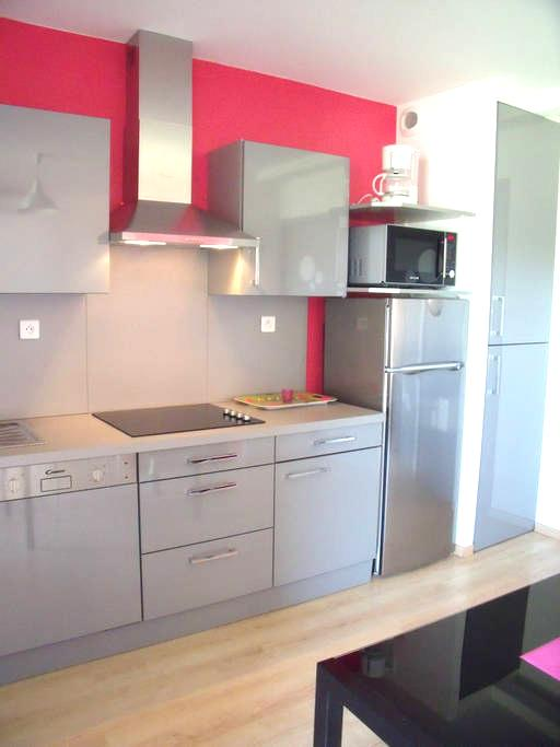 "Appartement ""Royan"" 4 personnes - Saint-Simon-de-Bordes - Apartamento"