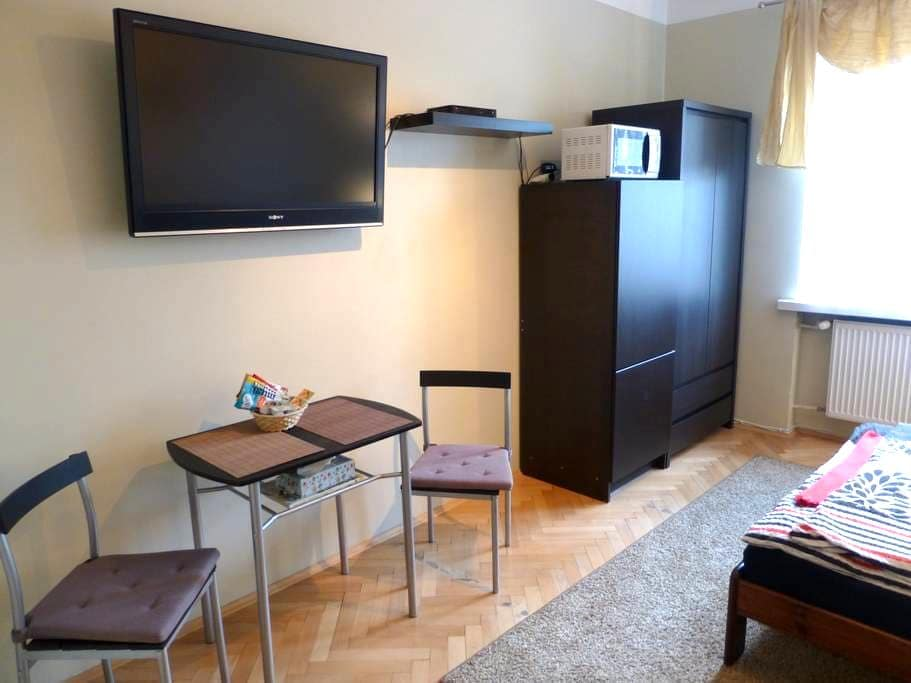 Small flat close to the city centre - Krakova - Huoneisto
