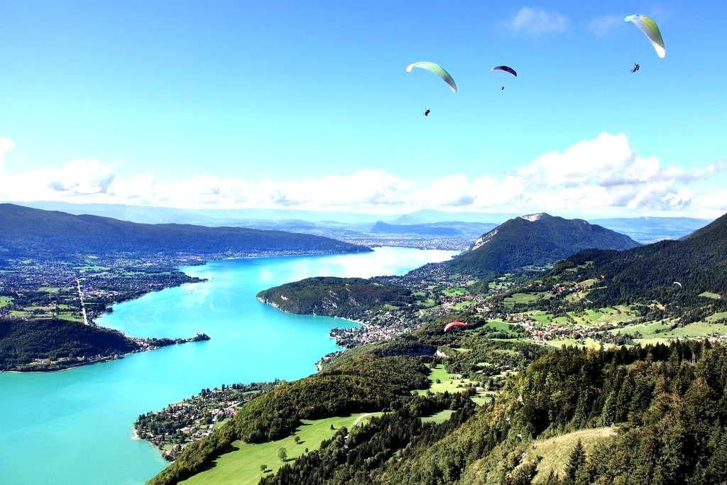 Annecy, entre Lac et Montagnes 350m2, 16 couchages - Alex - Talo