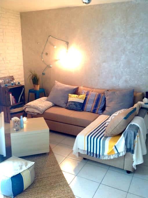 Appartement entre plage et ville - Mios - Apartament