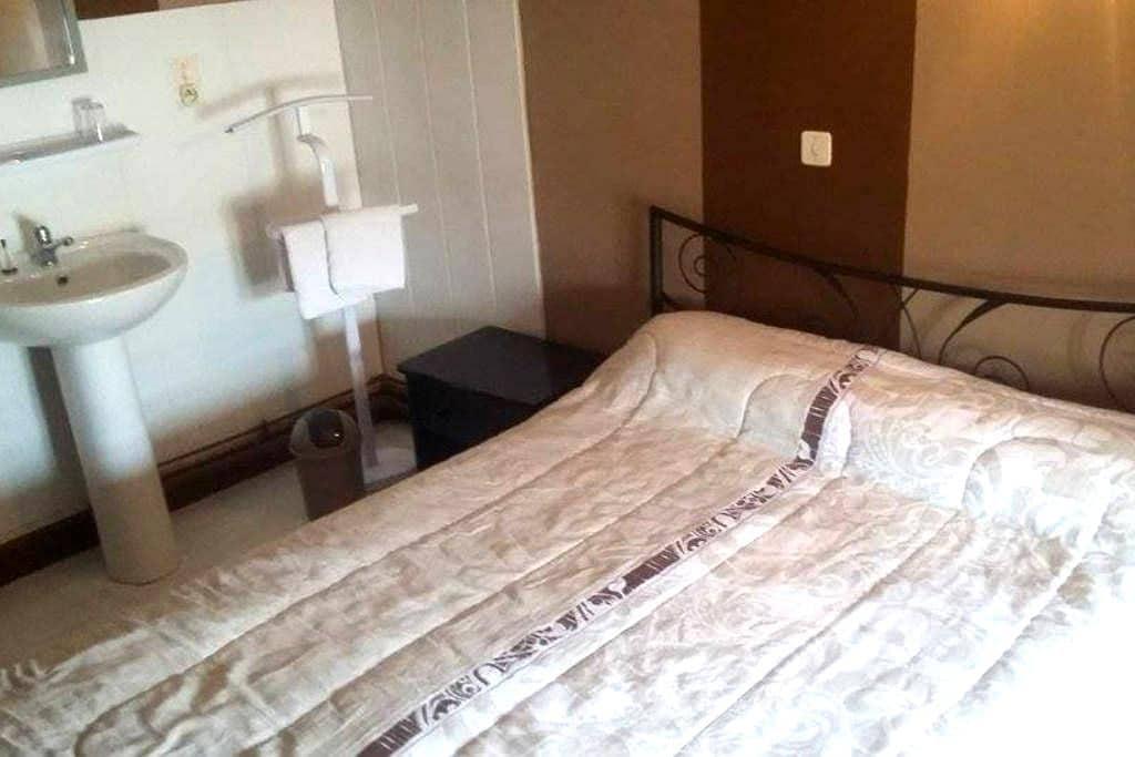chambre 2 perssones - Saint-Pourçain-sur-Sioule