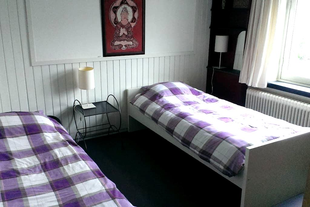 B&B* close to city centre Nijmegen - Nijmegen - Bed & Breakfast
