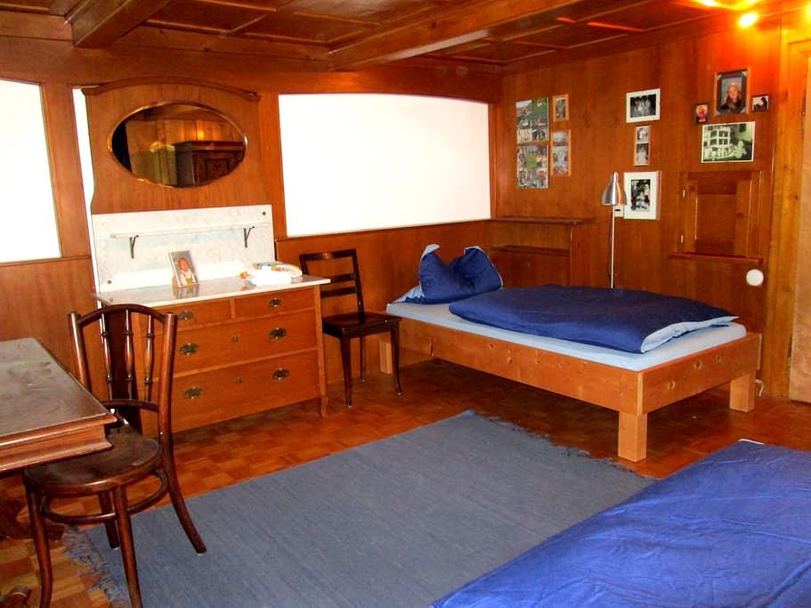 Gemütliches Zimmer Nähe Vaduz - Sevelen - Maison