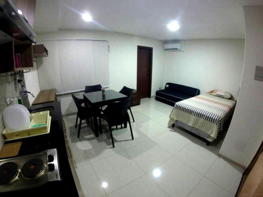 Great Downtown Apartment (i) - Santa Cruz de la Sierra, Departamento de Santa Cruz, BO - Apartment
