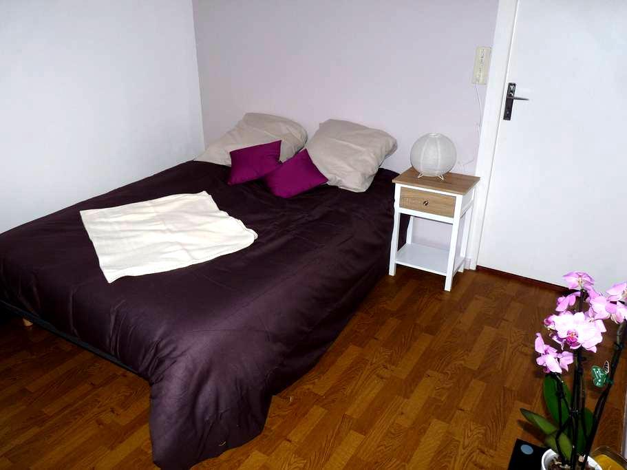 Chambre dans maison, au calme - Reignier-Esery - House