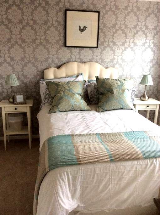 Delightful Double Bedroom - Wellingborough - 独立屋
