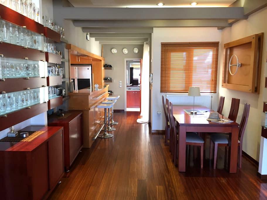 ATHENS : SKAMAShouse - Ελληνικού - Apartamento