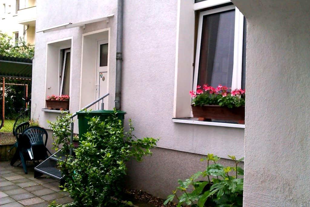 Kleine gemütliche Wohnung (25 qm) - Hanover - Daire