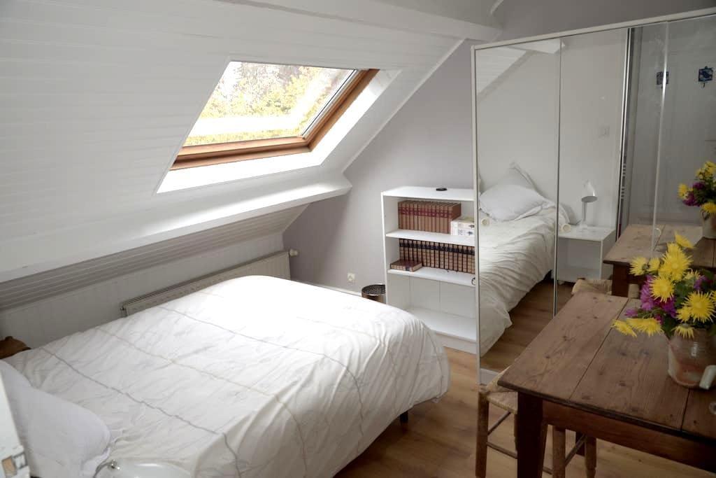 Chambre chez l'habitant - Mâcon - Gästehaus