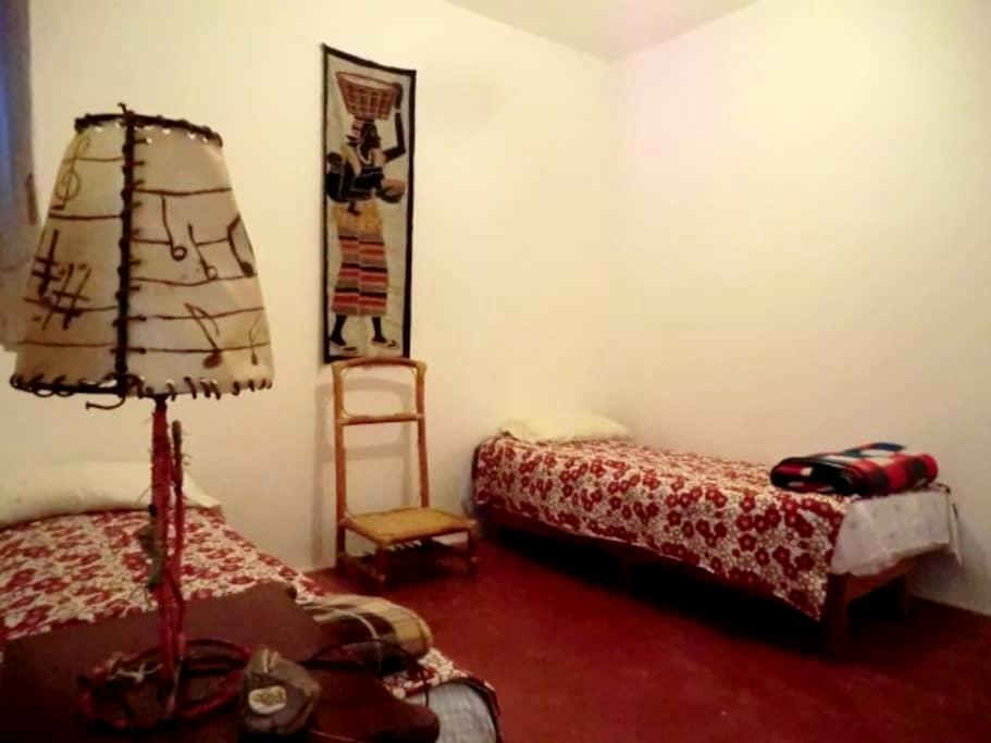 Al Vent inside - Sidi Kaouki