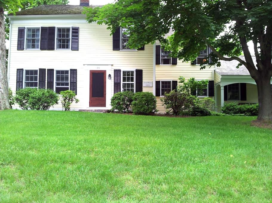 *****1820 Colonial, Madison, CT - Madison - House