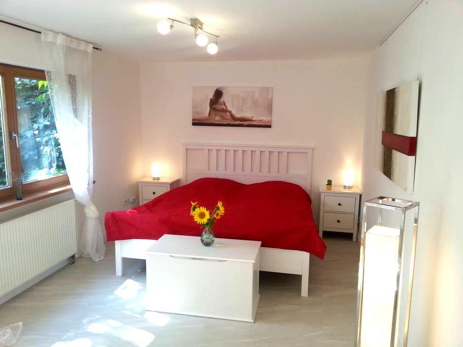 Romantisches Zimmer bei Böblingen - Altdorf - Rumah