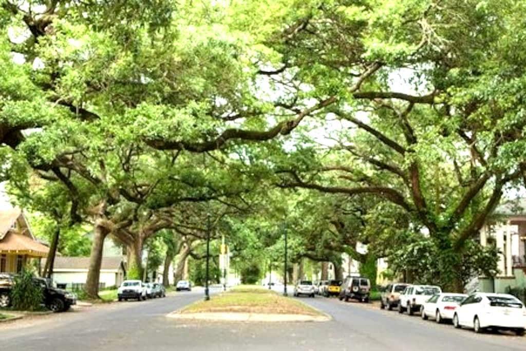 Clean and Cozy Condo in Historic Neighborhood - Nueva Orleans - Apto. en complejo residencial