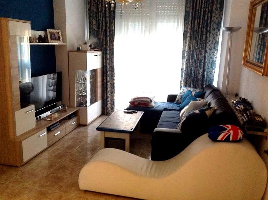 Habitación céntrica a 400m de playa - Cádiz - Rumah