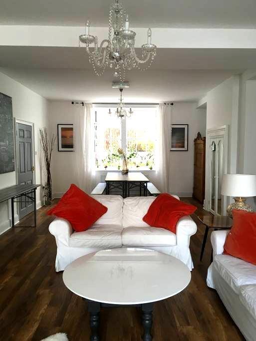Georgian splendour,studio apartment. - Margate