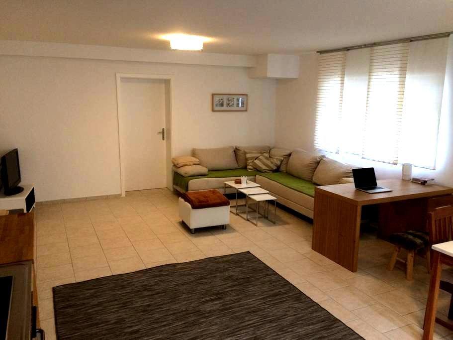 2 Zimmer Appartement - Neulußheim - Daire