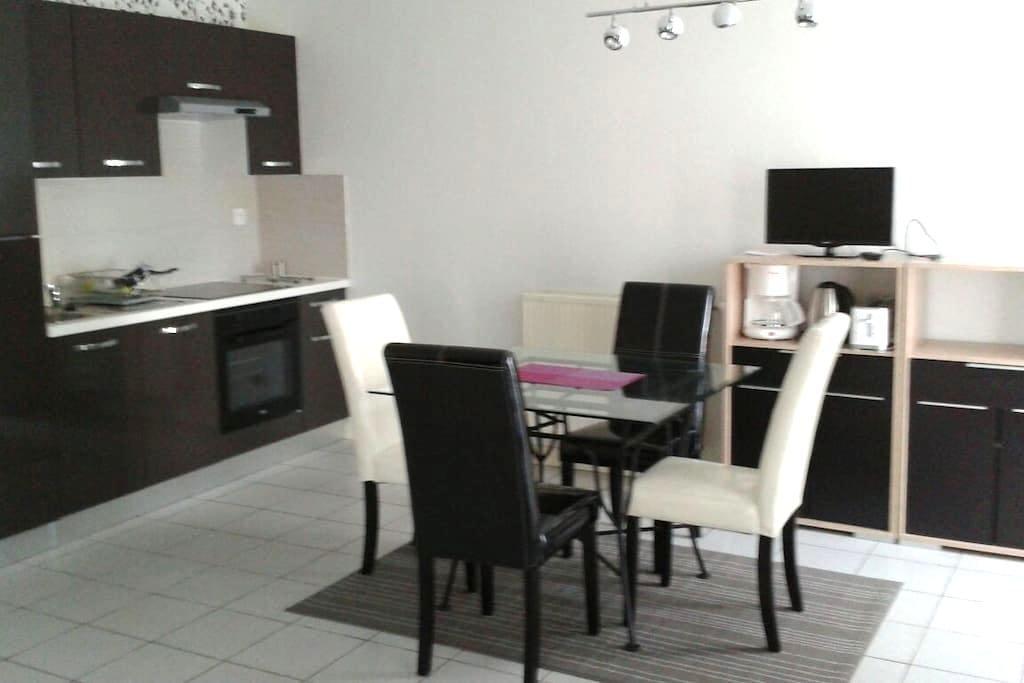 Appartement cosy proche plages - Cléder - Apartament