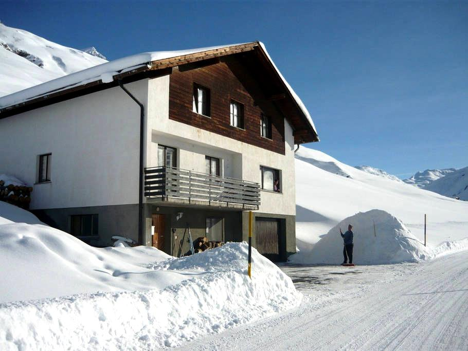 Rooms at St Gall's Alpine Retreat 1 - Avers