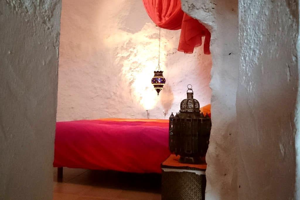 Casa con cueva - Níjar - Maison