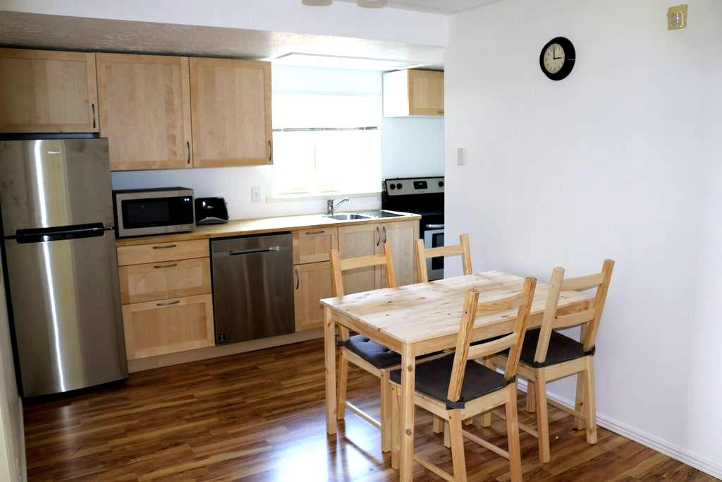 Brand new mother-in-law Apartment in the Foothills - Salt Lake City - Appartement