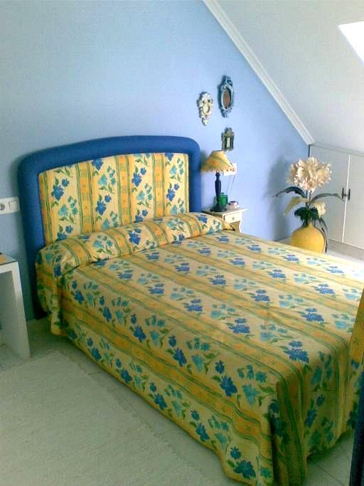 Encantador Apartamento en Portsín  - Porto do Son - Daire