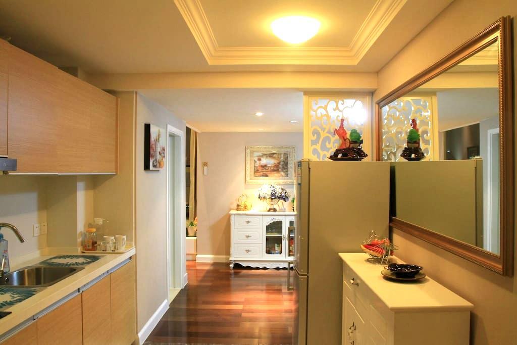 宁波东部新城五星奢华复式大公寓,她让您找到家的感觉 - Ningbo