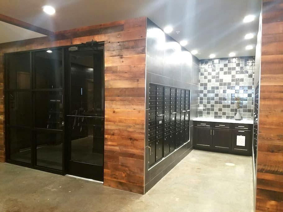 Downtown Luxury Condo For 3! - Washington - Appartamento