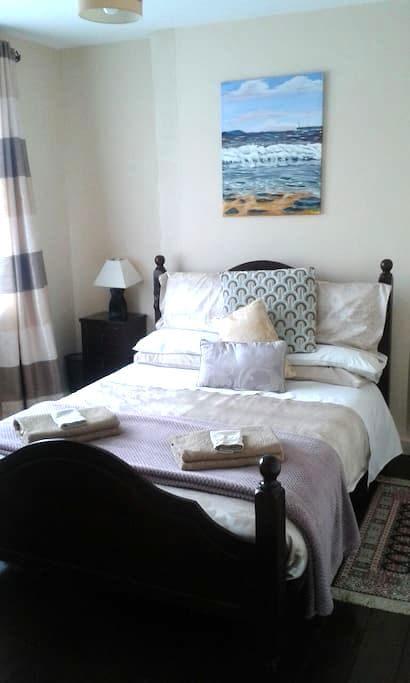 cama doble con habitación doble - Kilkenny - Dům