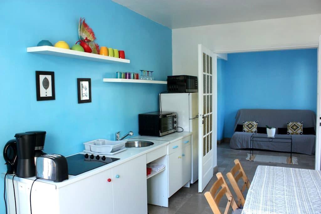 La Trémièroise - Les Rosiers-sur-Loire - Apartment