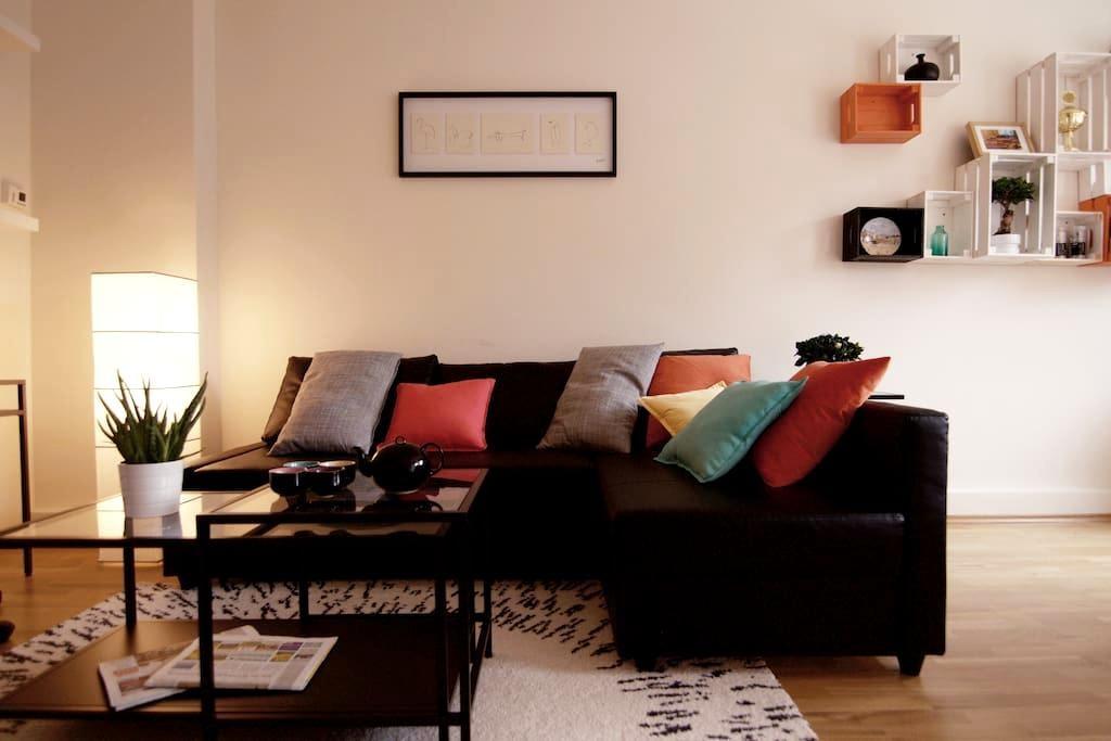 schöne Wohnung im Herz von Hannover - Hannover - Lejlighed