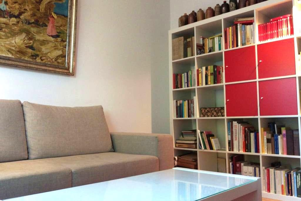 Beautiful & Central Home for 2-4 with huge Garden - Haan - Apartamento