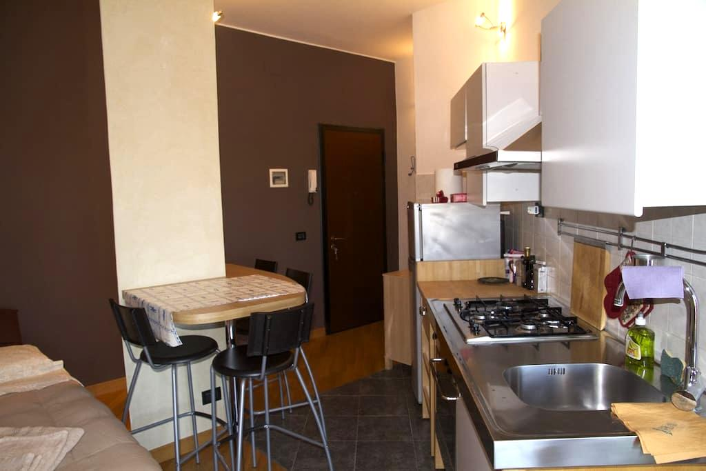 flat with marvelous view  - Piacenza - Apartmen