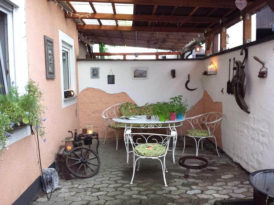 Gemütliches Häuschen in Rüber - Rüber - บ้าน