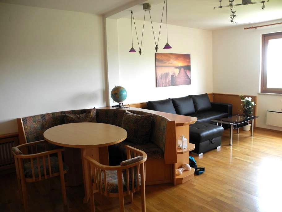 Gemütliche und geräumige Wohnung mit Seeblick - Neusiedl