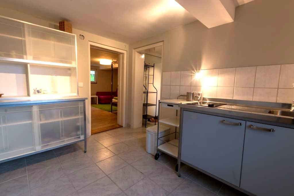 """Reduziert ( wg. Baustelle ggü.)  """"Schwalbennest"""" - Lüneburg - Apartamento"""