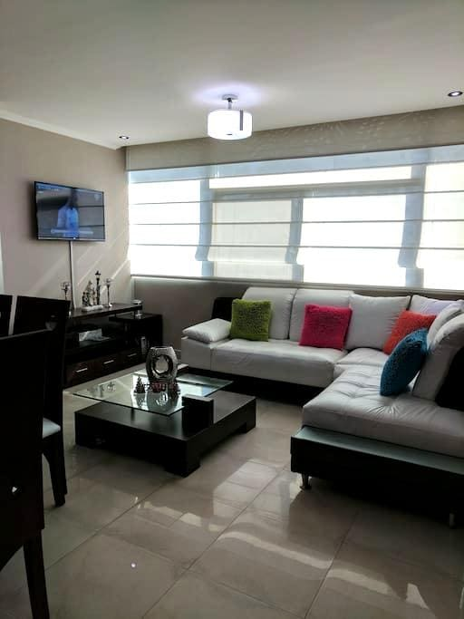 City apartment with great view!! - Guayaquil - Apartmen
