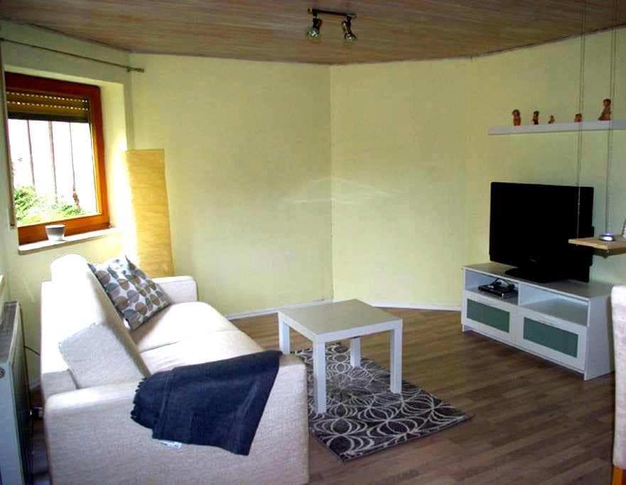 NEU! Ferienwohnung Schneider Grub - Grub am Forst - Apartemen