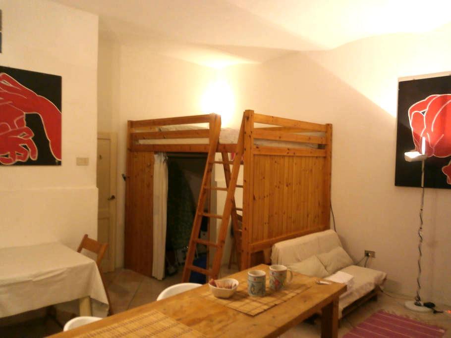CASA SAN VITO cozy mini loft centro storico - Trieste - Loft
