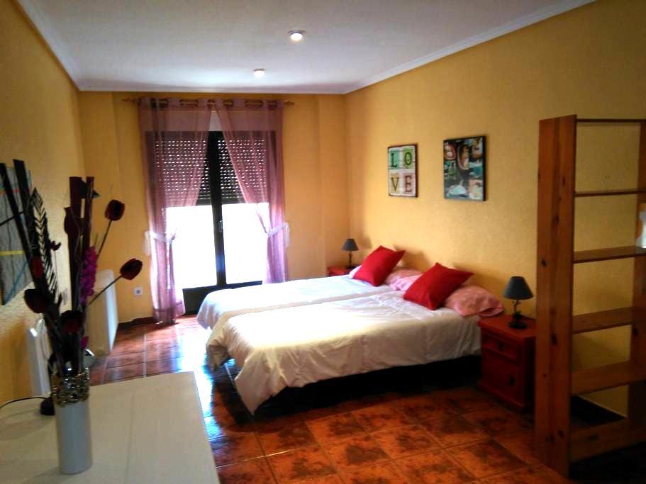 Apartamento 2ºD casco histórico - Salamanca - Apartamento