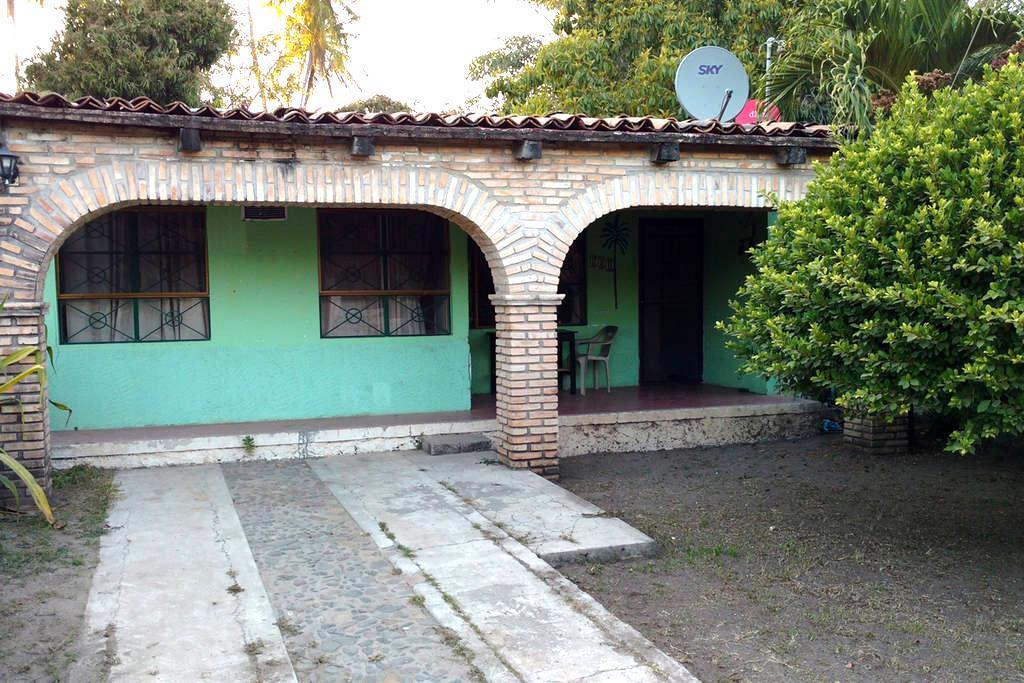 Nice rustic house with A/C - San Blas - Дом