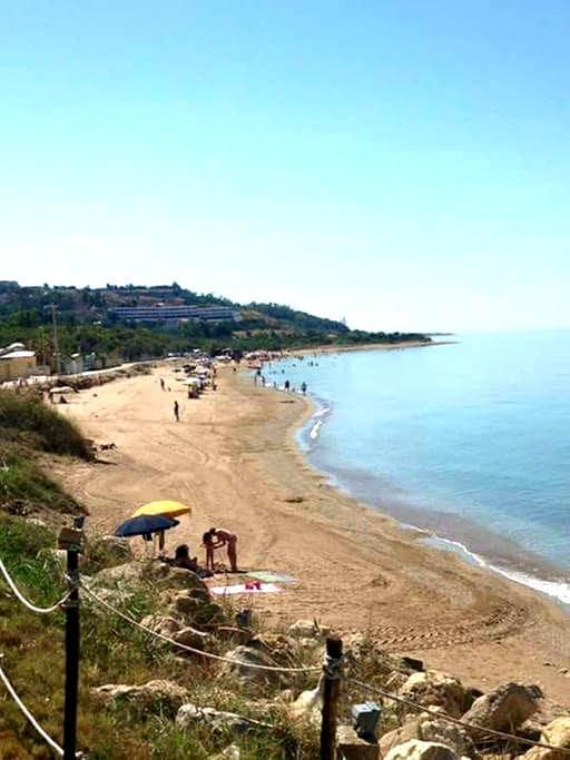 Case vacanze a 50 mt. dal mare - sciacca san Giorgio